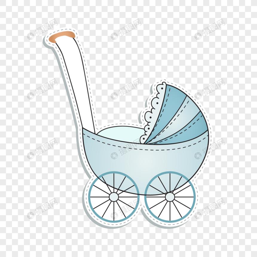 carrinho de bebé Imagem Grátis_Gráficos Número 400771069_PNG Formato.