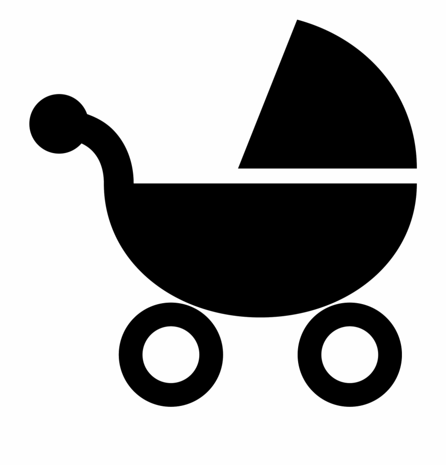 Baby Carriage Png.