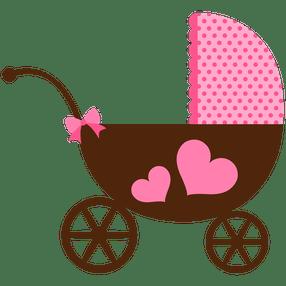 Carrinho de bebê clipart 1 » Clipart Portal.