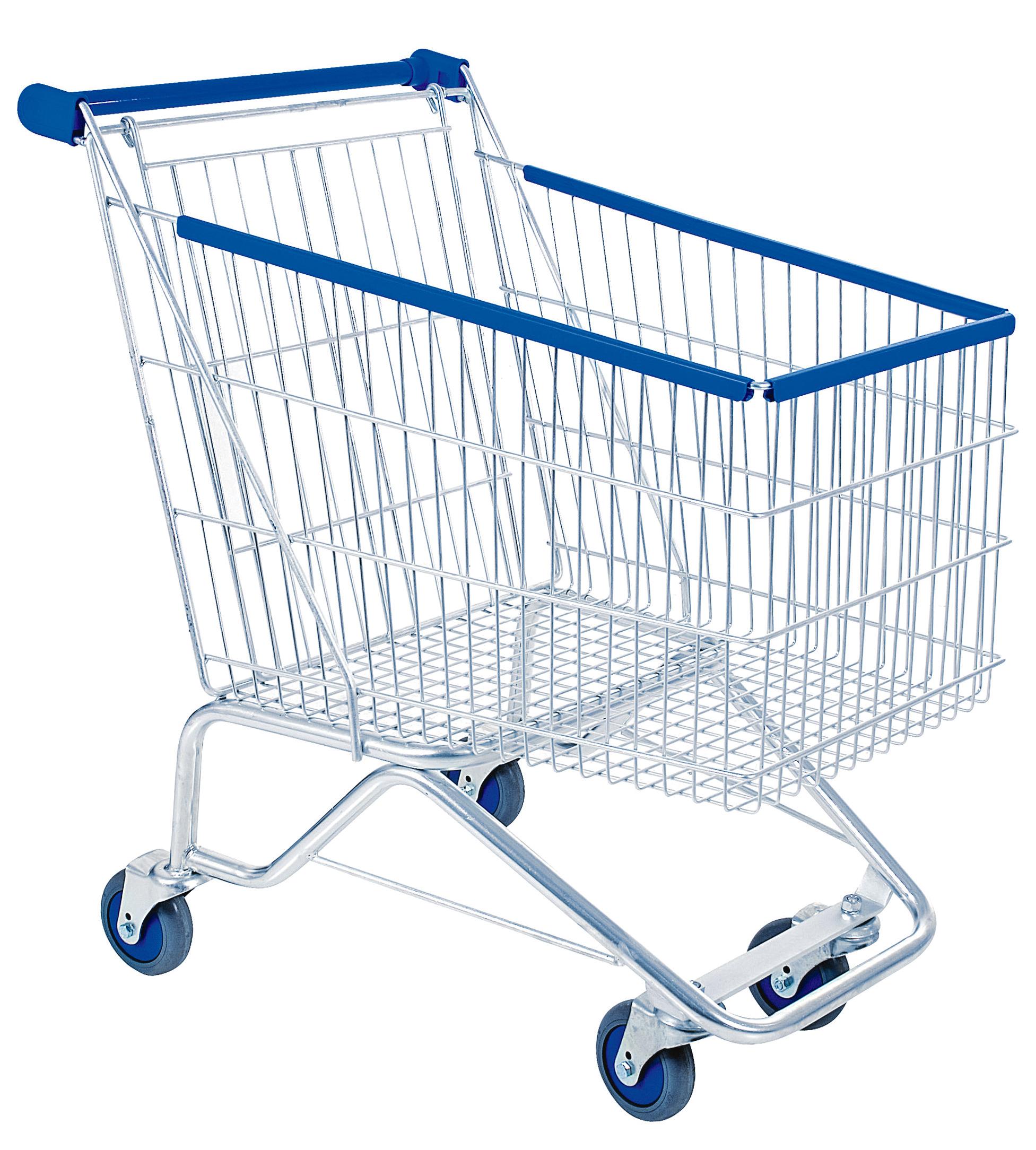 carrinho de supermercado 6.