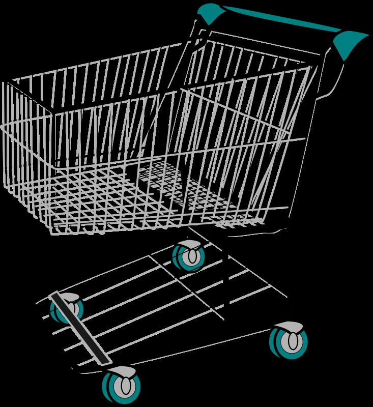 Download Free png carrinho de supermercado.