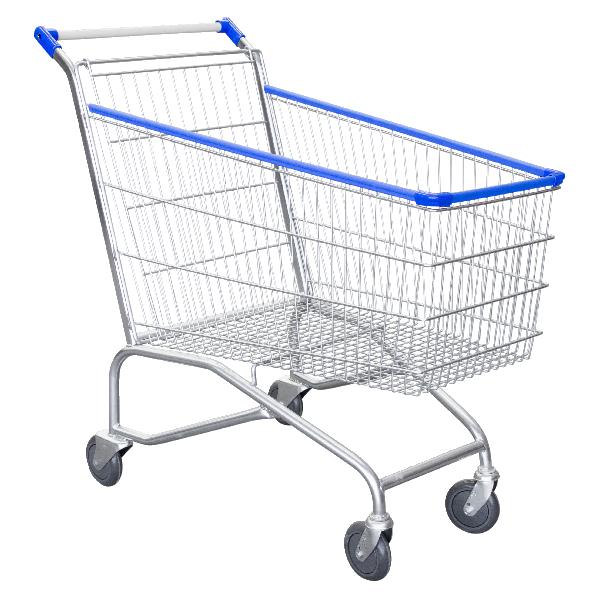 Linha Supermercados.