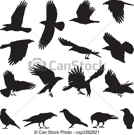 Carrion clipart #20