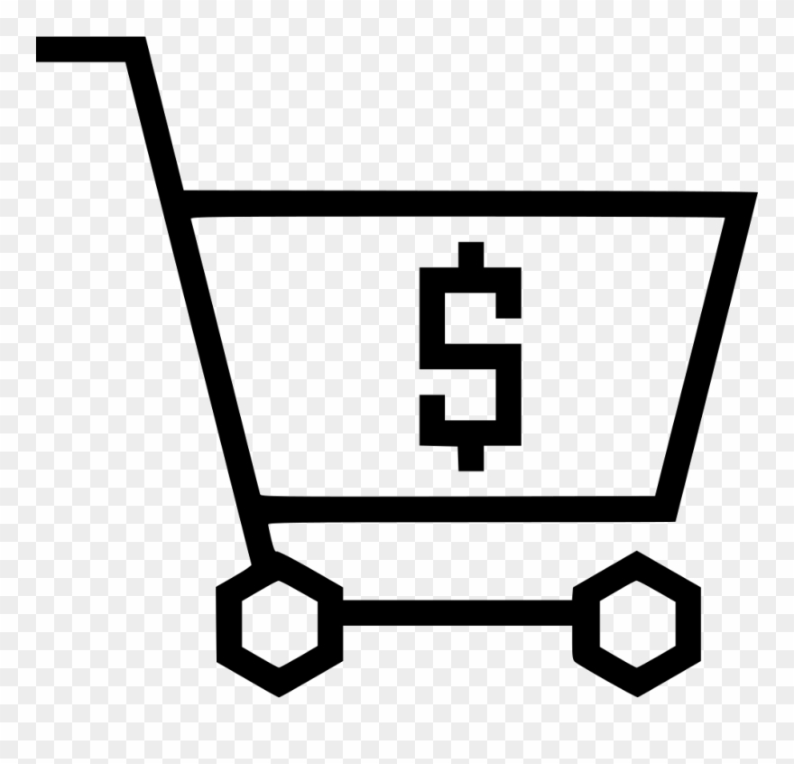 Cart Dollar Money Checkout Strolley Comments.