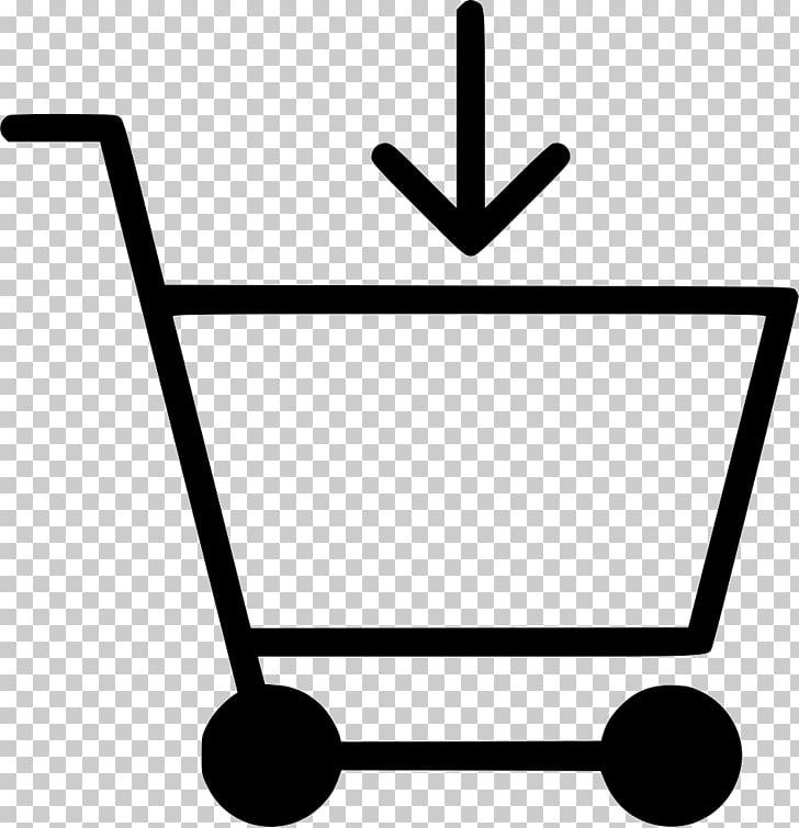 Iconos de computadora carrito de compras, carrito de compras.
