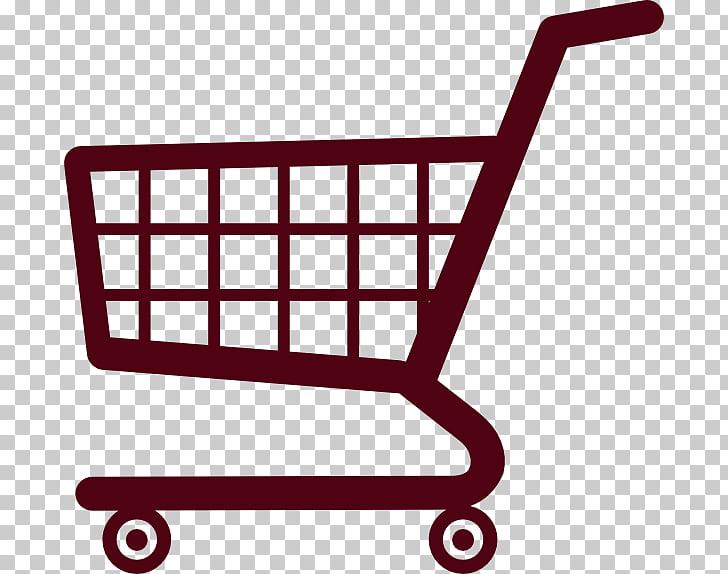 Carro de compras compras en línea, carro de compras PNG.