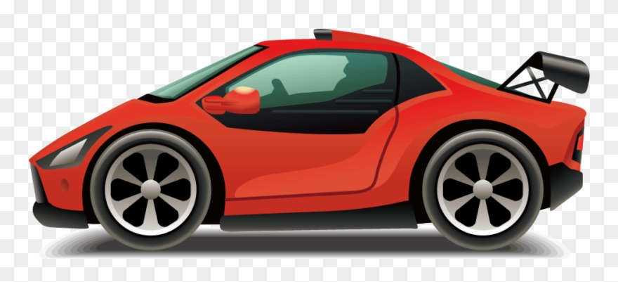 Clipart Free Download Sports Car Convertible Cartoon.