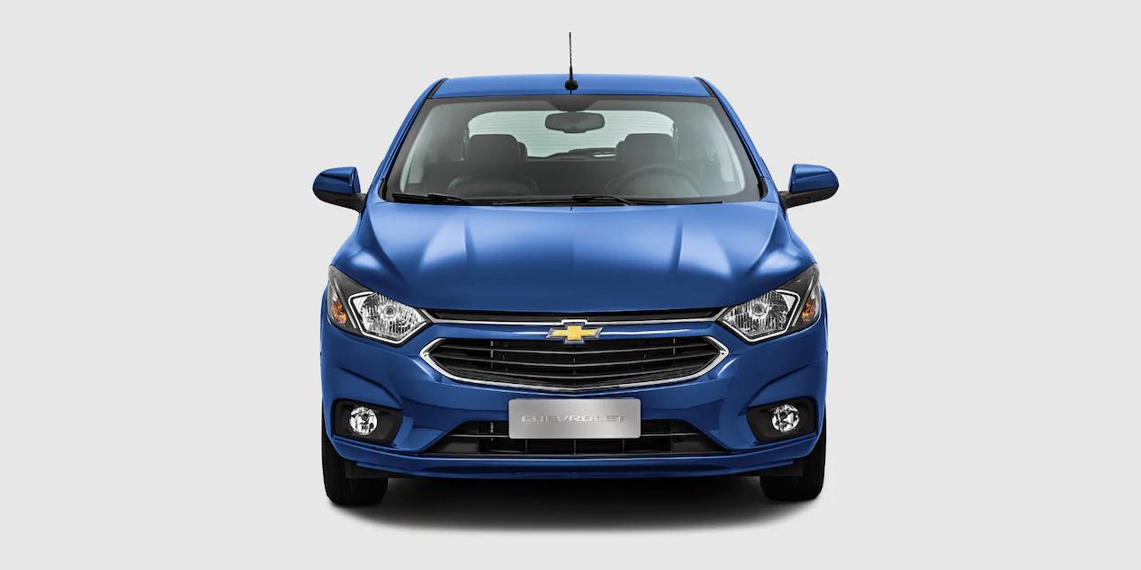 Onix é o carro mais vendido em 2018.