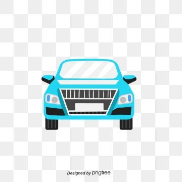 O Carro De Frente PNG Images.