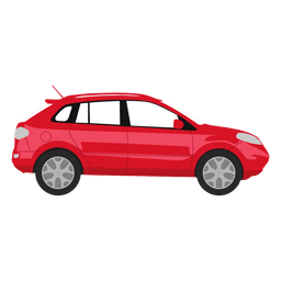 Carro rojo transparent PNG or SVG to Download.