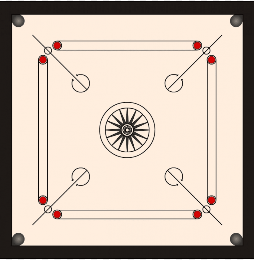 carrom board png clipart.