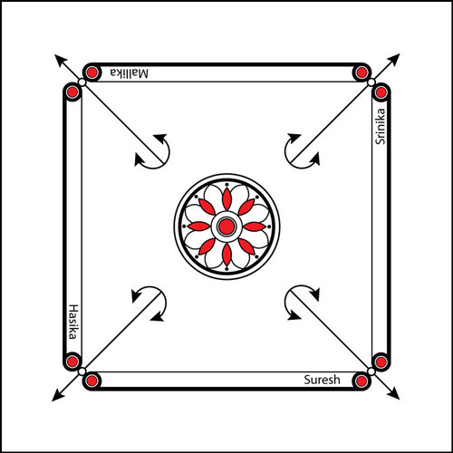 Carrom board clipart 11 » Clipart Station.