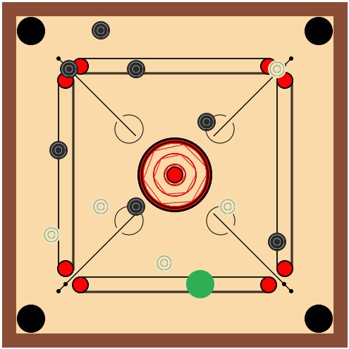 Carrom board clipart » Clipart Station.