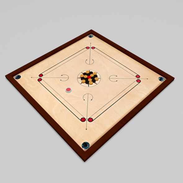 Carrom Board by cbajaj.