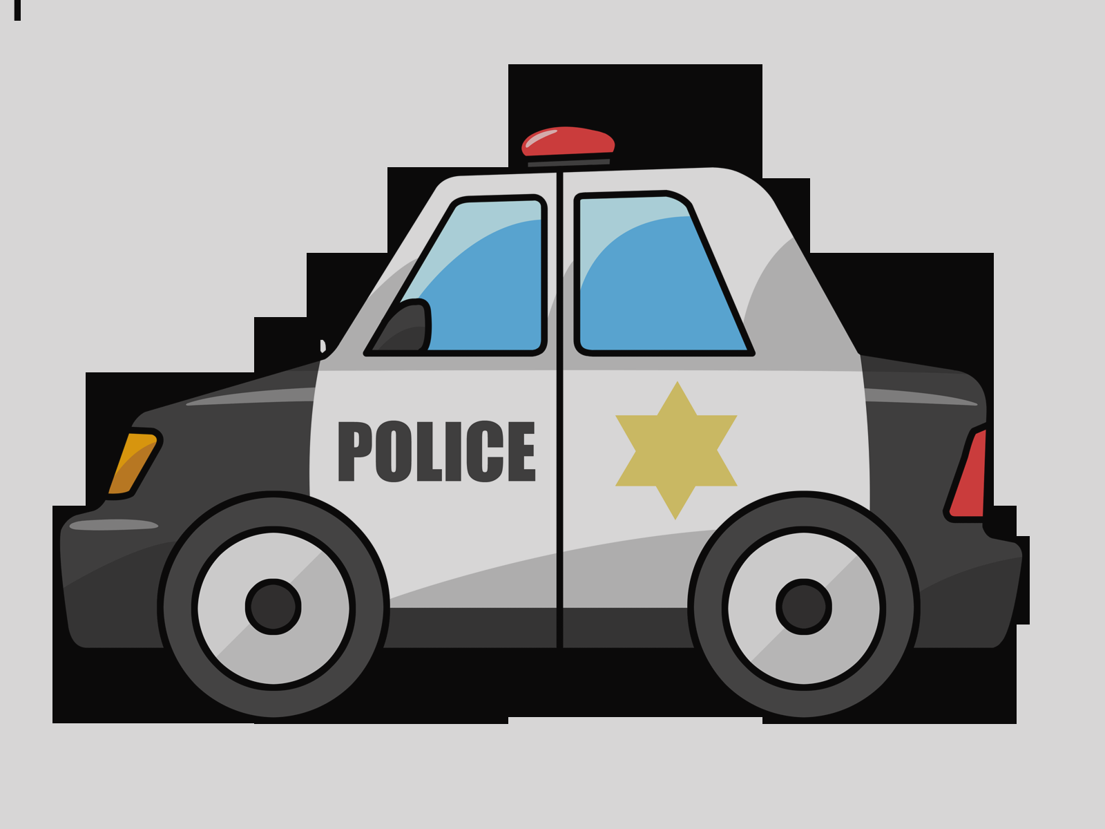 Free To Use & Public Domain Police Car Clip Art Squad.