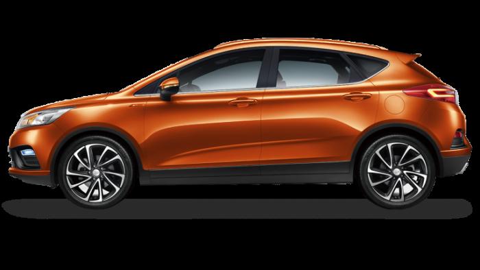 Venta de Autos Nuevos: SUV, crossover, y sedán.