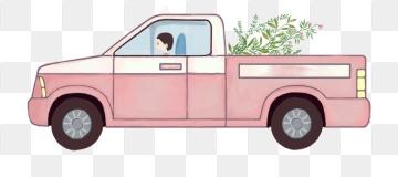Carros En Planta Imágenes PNG.