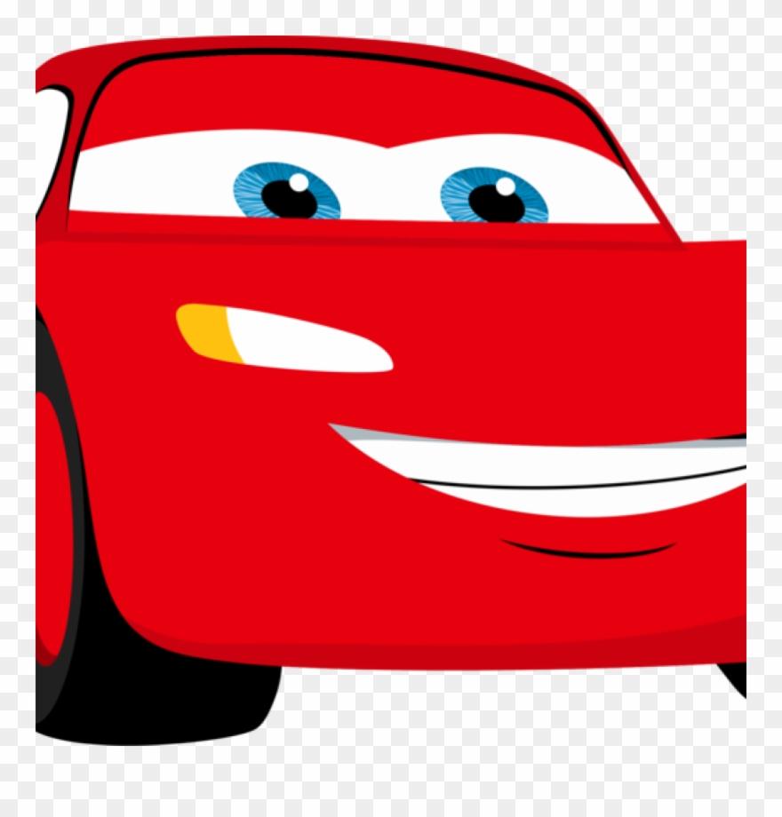 Car Clipart Lightning Mcqueen.
