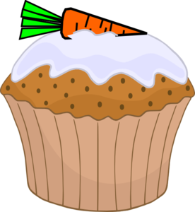 Carrot Cake Clipart.