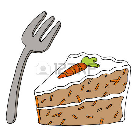 1,095 Carrot Cake Stock Vector Illustration And Royalty Free.