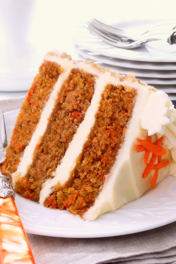 Carrot Cake ~ Best Ever Bakery.