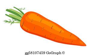Carrot Clip Art.