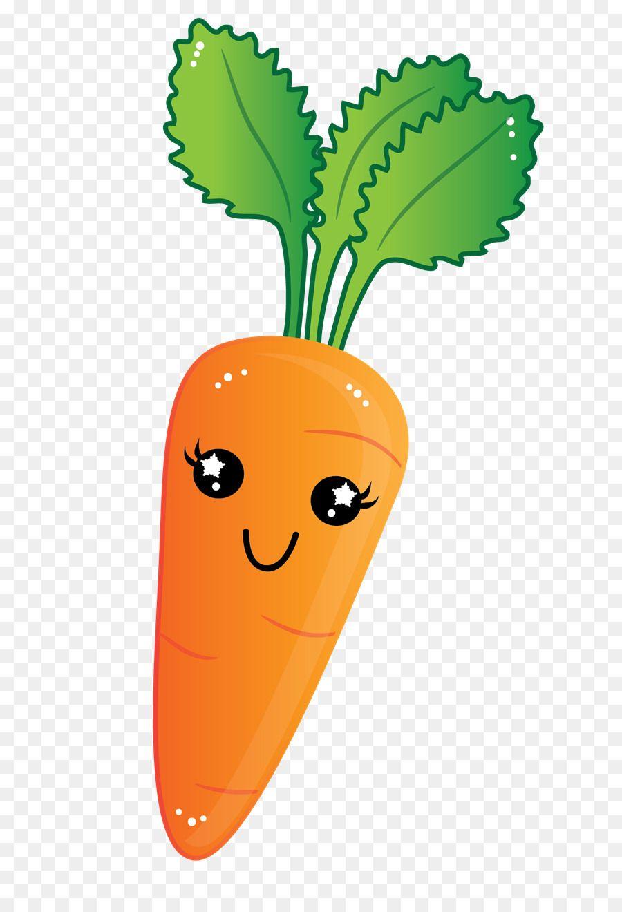 Cute carrot clipart.