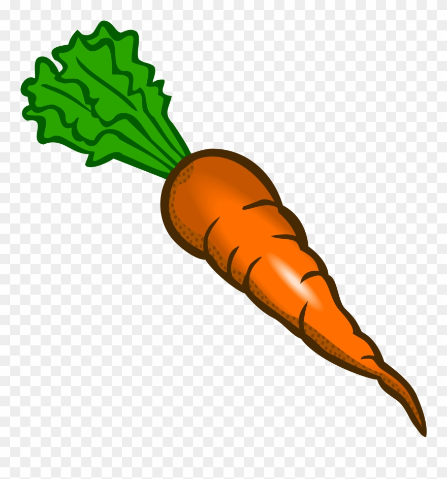 Top Carrot Clip Art Free Clipart Spot Png On Clipart.