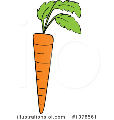 Carrot Clipart #1078561.