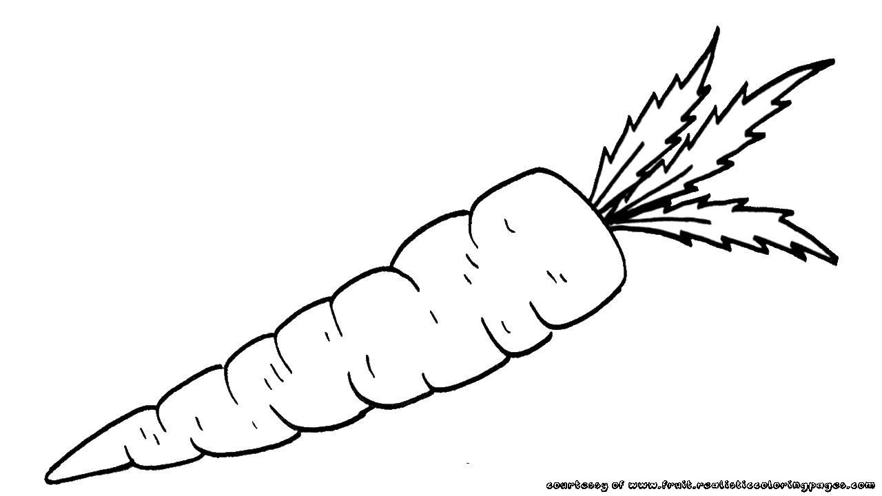 Vegetables black and white color carrot clipart explore pictures 2.