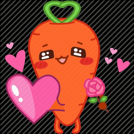 \'Cartoon Vegetables\' by Jisun Park.