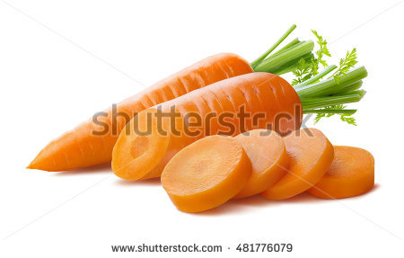 Carrot Stock Images, Royalty.