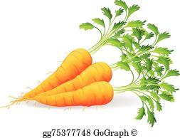 Carrots Clip Art.