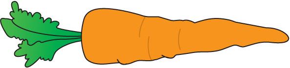 Carrots clip art clipart.