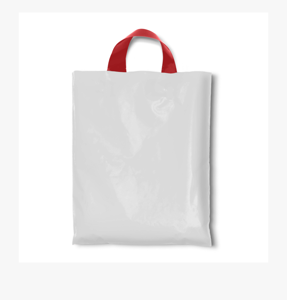 Get X White Plastic Carry Bags With.
