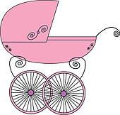 Baby Carrier Clip Art.
