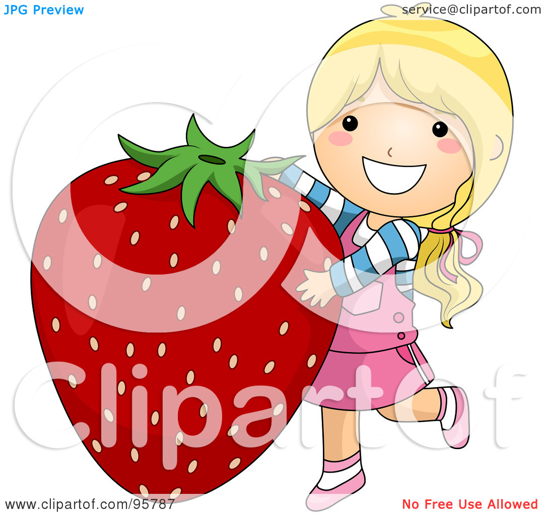 Cute Little Of Fruit Clipart.