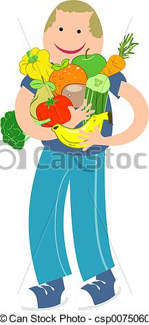 Stock Illustration of Nutrition.
