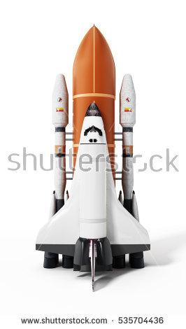 Shuttle Stock Photos, Royalty.