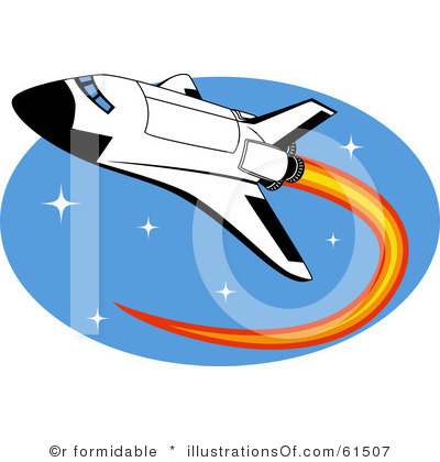 Space shuttle clipart - Clipground
