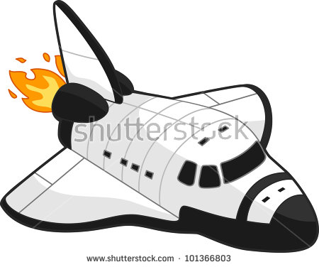 Space Shuttle Stock Images, Royalty.