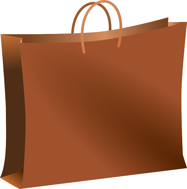 Free vector graphic: Carryout Bag, Carrier Bag.