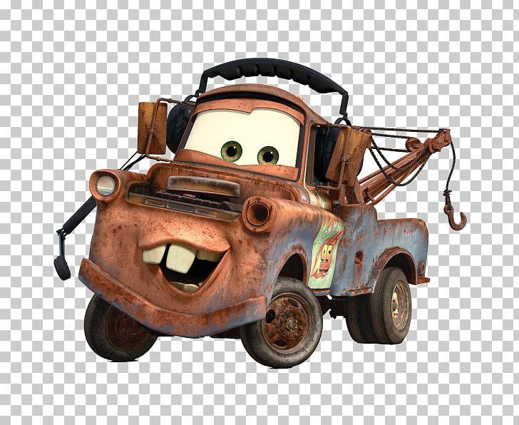 Mater Lightning McQueen Cars 2 Pixar PNG, Clipart.