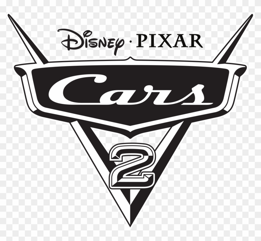 Cars 2 Logo Png.