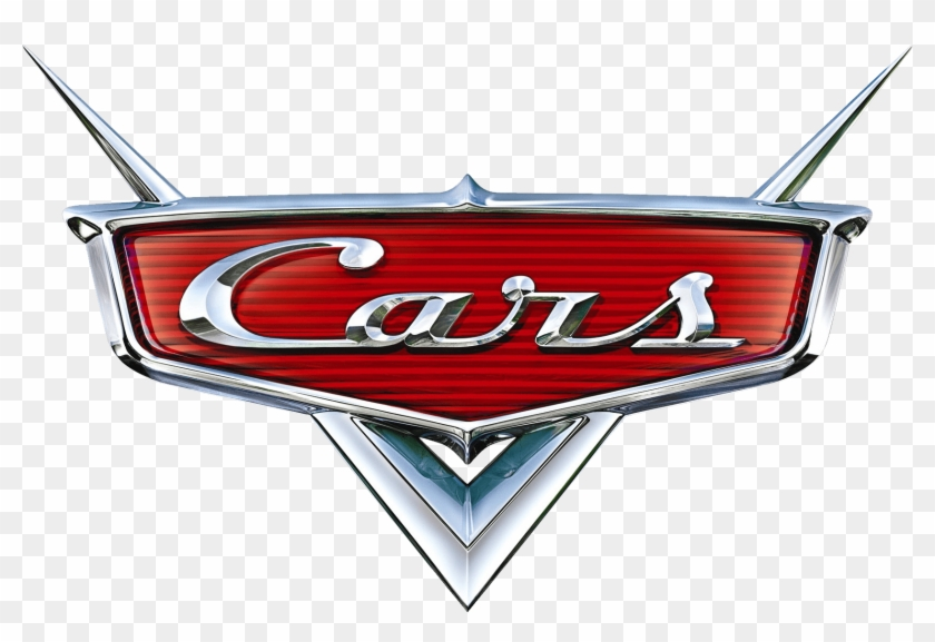 Cars Pixar Movie Logo.