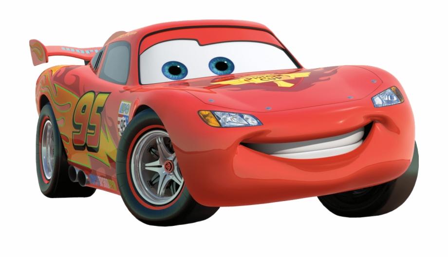Cars Lightning Mcqueen.