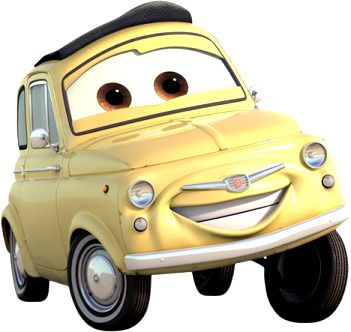 Disney ~ Cars.