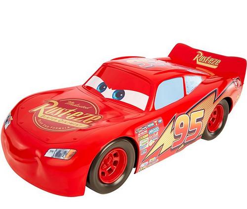 Disney Pixar Cars 3 Lightning Mcqueen 20 Inch Vehicle.