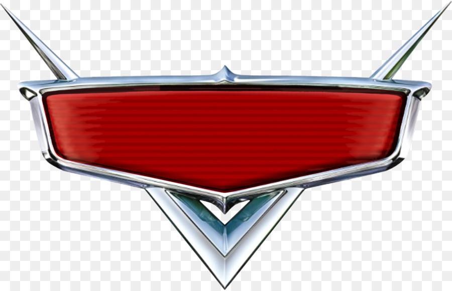 Lightning McQueen Cars Logo Film Pixar.