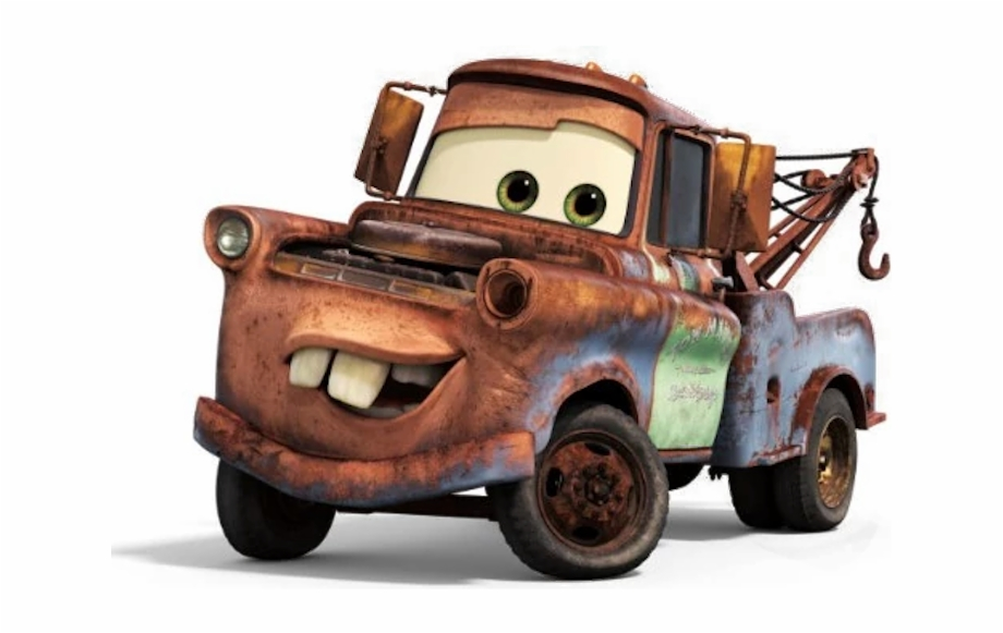 Brown Car From Cars 3 Free PNG Images & Clipart Download #3783240.